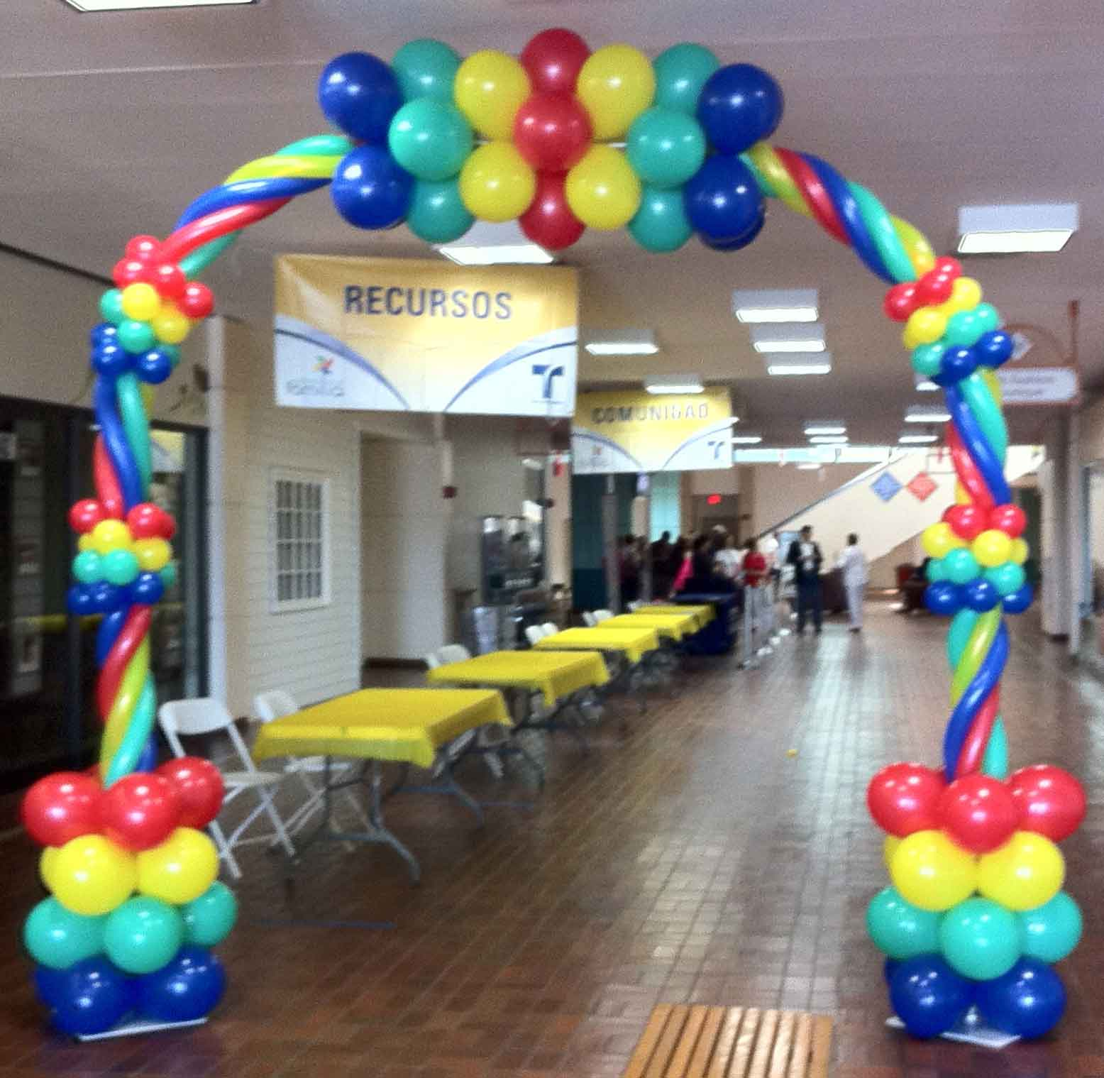 Balloonize your event for Arch decoration supplies