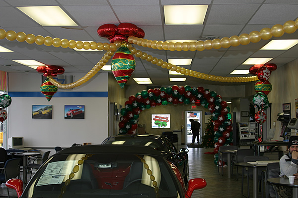 Balloonize your event for Auto decoration shops in rawalpindi