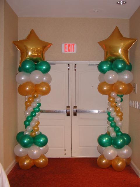 Balloonize Your Event Houston Texas Balloon Columns