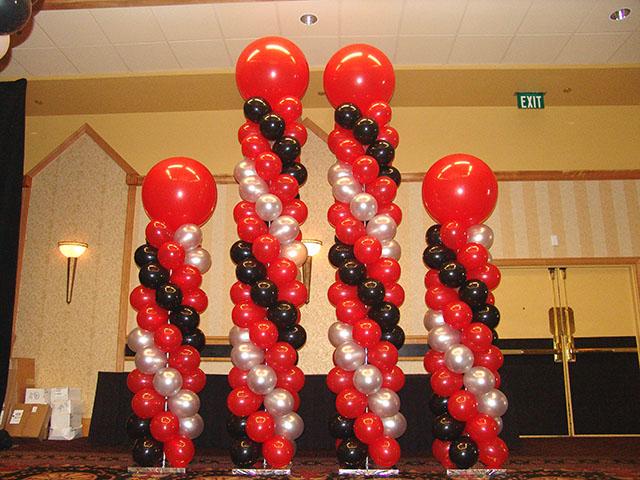 Balloonize Your Event Houston Texas Balloon Column