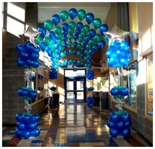 Balloonize your event houston texas balloon arch