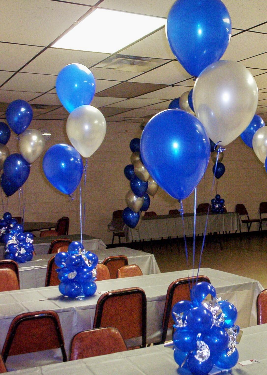 Balloonize your event houston texas center piece